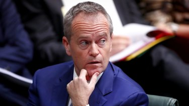 Opposition Leader Bill Shorten says there is a policy vacuum on energy.