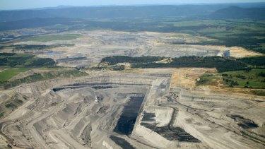 Expansion plan: Rio Tinto's Mount Thorley Mine near Bulga.
