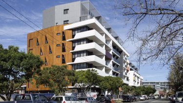 Community housing provider City West opened its first affordable housing development in Green Square - Exordium Apartments (pictured) - in 2016. It has since inked another deal with the City of Sydney to build a further 200 units in the area.