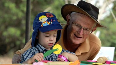Insurance bonds are one way for grandparents to help their grandchildren.