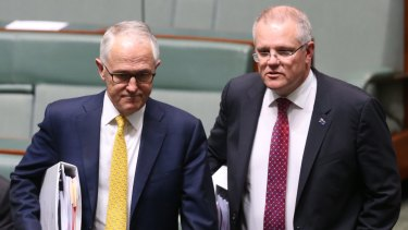 Prime Minister Malcolm Turnbull and Treasurer Scott Morrison continue to claim that a corporate tax cut, phased in over a decade, is all the nation needs to reach its potential.