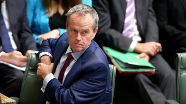 "Bill Shorten: ""They are engaging in a cruel hoax."""