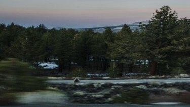 Sam Shmith, Untitled (Warm air, a flood) 2015.