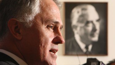 Malcolm Turnbull spoke eloquently of the importance of the Menzies legacy.