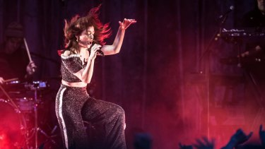 Posessing a maturity beyond her years, Lorde delivered the best of both her albums.