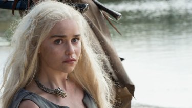 Author George RR Martin says <i>Game of Thrones</i> could easily get a spin-off, but it may not include our favourite characters such as Daenerys Stormborn (Emilia Clarke).