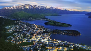 Foreigners are lured to New Zealand for a number of reasons. (Pictured: Queenstown).