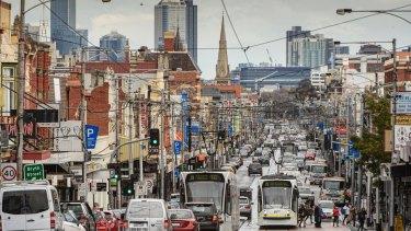 Living standard are sliding in Melbourne.