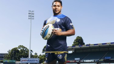 Leaving a gap: Chris Sandow is regarded within Parramatta as a missed opportunity.