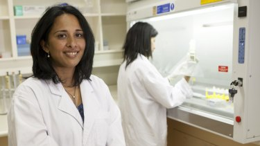 Professor Sudha Rao will lead the two-year research project which aims to create an immunotherapy treatment to complement traditional chemotherapy.