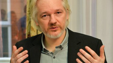 WikiLeaks founder Julian Assange fears extradition to the United States.