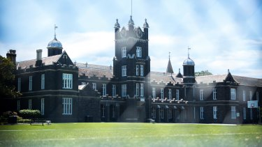 "Melbourne Grammar is one of Australia's most ""overfunded"" private schools."