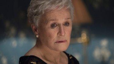 Glenn Close as Joan.