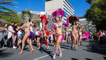 The National Multicultural Festival is on from Friday.