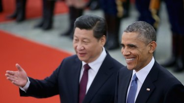 The Chinese leader will land in Seattle, visit the White House and address the United Nations for the first time in a coast-to-coast trip.