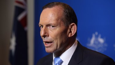 Ban on donations confusing: Tony Abbott.