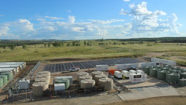Laing O'Rourke's new movable solar project has sparked interest from remote communities.