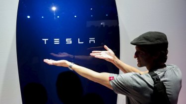 Elon Musk's Tesla plans early next year to bring its new batteries to Australia, which will join Germany as its first two markets outside the US.
