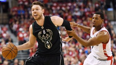 Milwaukee Bucks guard Matthew Dellavedova  is feeling refreshed after a light off-season.