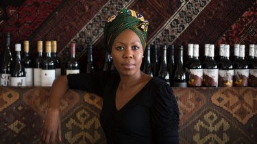 Sisonke Msimang now lives in Perth with her husband Simon and two children.