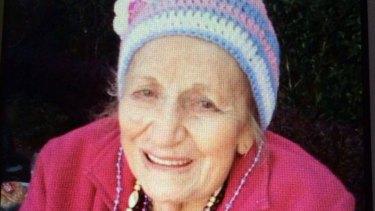 Victim: Marie Darragh, 82.