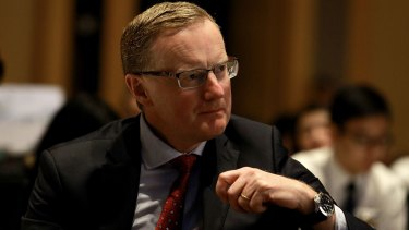 """RBA governor Philip Lowe said the bank had not done particular scenario planning for a Trump presidency, but it did develop a """"generic"""" response for potential """"major financial disturbance""""."""