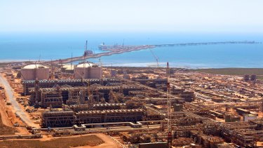 Chevron boss Roy Krzywosinski  has warned about inflexible industrial relations at the multibillion-dollar Gorgon LNG project.