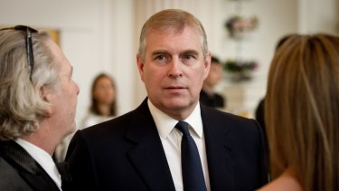 """Buckingham Palace has denied """"any suggestion of impropriety with underage minors"""" by Prince Andrew, seen in this 2011 photo, after he was  named in US court papers."""