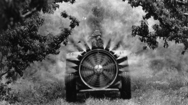 The use of chemicals has become an everyday part of life in agriculture and many other fields.