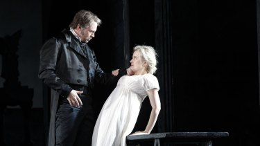 Teddy Tahu Rhodes was strong and virile, although blustery at times, as Don Giovanni and Taryn Fiebig was an outstanding, formidably accurate Zerlina.