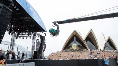 "The ""free"" Australia Day concert will cost NSW taxpayers an estimated $370,000 plus forgone revenue from the waiver of the venue hire fee."