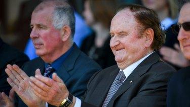 MyDeal and MyWardrobe have the backing of Tony Gandel, son of billionaire property magnate John Gandel .