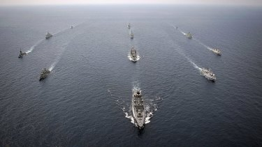 We are a maritime nation, and maritime security requires a robust surface force capability.