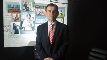 Industry Super Australia chief economist Stephen Anthony  assigns a 50 per cent probability to a conventionally defined recession within two years.