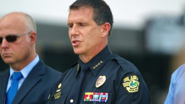 Orlando Police Chief John Mina told media on Saturday the shooting was premeditated.