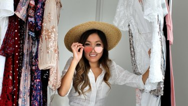 Jane Lu, founder of ShowPo, says women only networking has a different vibe.