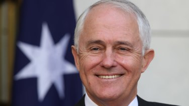 """Malcolm Turnbull heralded the """"unequivocal"""" and """"overwhelming"""" result in the postal survey."""
