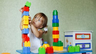 Report says there's no rationale for government's childcare reforms.