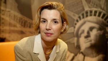 Sallie Krawcheck, formerly chief executive of Citigroup and Bank of America, says for a time she bought into the myth that men were better at finance.