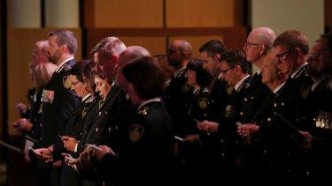 The Australian Border Force's unforms have come under fire.