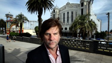 """Musician Tex Perkins: """"You don't have to vote for me."""""""