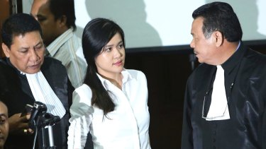 Jessica Wongso studied with the victim in Sydney.