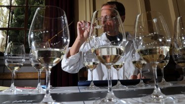 The entries in this year's Canberra International Riesling Challenge will be available to taste on Saturday at Albert Hall.