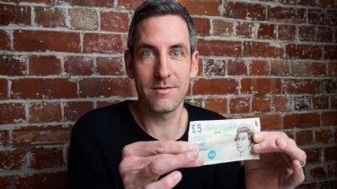 German-born Dominic Grevsmühl transfers a lot of money between Australia and Europe.
