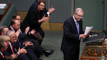 Treasurer Scott Morrison announced a beefed-up tax team to target multinational tax avoidance in the 2016 budget.
