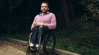"""""""It is political opportunism and it is just wrong:"""" Australian Paralympian Kurt Fearnley"""