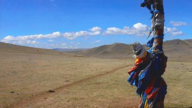 Hard times on the steppe: drought and prospects of a tough winter ahead.