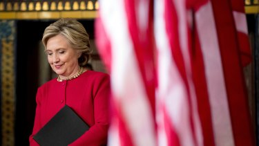 Hillary Clinton's win is looking more likely.
