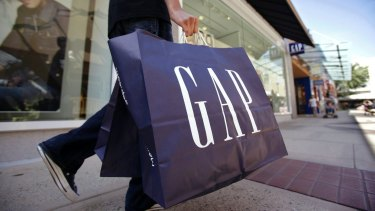 Gap stores will be closed within the next six months.