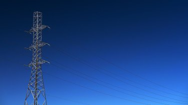 """Energy operators have over-invested, leading to the """"gold plating"""" of poles and wires."""